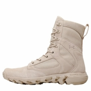 Under Armour 1236876 Desert Tan 8in Alegent Tactical Boot