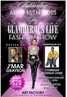 2nd Annual Glamherous Life Fashion Show