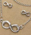 Charmed Infinity Necklace Set