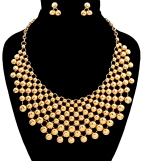 Marie Statement Necklace