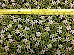 Bernartex - Mini Floral (Green)
