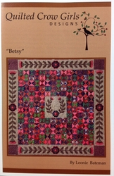 BETSY - Quilted Crow Girls Designs