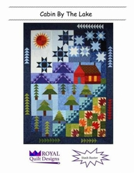 CABIN BY THE LAKE - Royal Quilt Designs