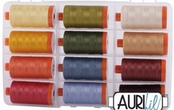 CHESTNUT Collection - Aurifil