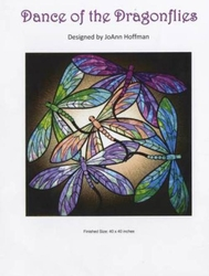 DANCE OF THE DRAGONFLIES - JoAnn Hoffman