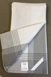 Dunroven House Hand Towel - Gray