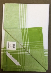 Dunroven House Hand Towel - Lime