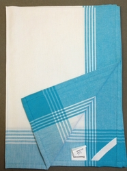 Dunroven House Hand Towel - Turquoise