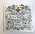ENCHANTED FOREST Coloring Book - Johanna Basford