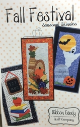 FALL FESTIVAL - Ribbon Candy Quilt Company