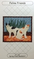 FELINE FRIENDS - Spring Creek Needleart