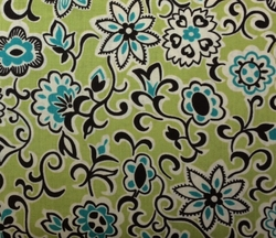 FreeSpirit - FLORAL PAISLEY (Mossy)