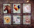 Quilted Menagerie