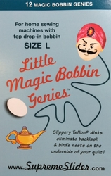 Little Magic Bobbin Genies - Size L for drop in bobbins