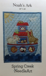 NOAH'S ARK - Spring Creek Needleart