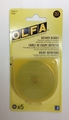 OLFA 60mm Replacement Blades (Set of 5)