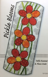 PICKLE BLOOMS - Tiger Lily Press
