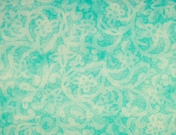 Red Rooster - Bohemian Rose (Turquoise Lace)
