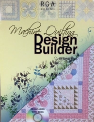 Renae  Allen - Machine Quilting Design Builder (Book and DVD)