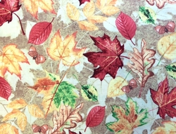 SPX Fabrics - FARMERS MARKET (Fall Leaves)
