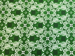 Windham Fabrics - GINGERBREAD (GREEN)
