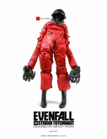 3A Evenfall Strigoi Totemnaut Security Red 1/6 Scale Figure