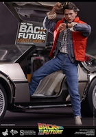Hot Toys Back to the Future Marty McFly 1/6 Scale Figure