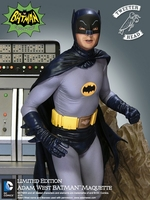 Batman 1966 Adam West Maquette