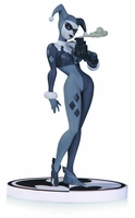Batman Black & White Harley Quinn Statue (2nd Edition)