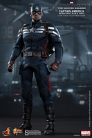 Captain America Stealth S.T.R.I.K.E. Suit Sixth Scale Figure