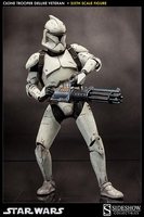 Clone Trooper Deluxe Veteran Sixth Scale Figure