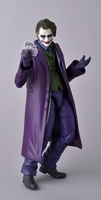 Dark Knight Joker Previews Exclusive MAFEX Figure