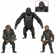 Dawn of the Planet of the Apes Series 2 Set