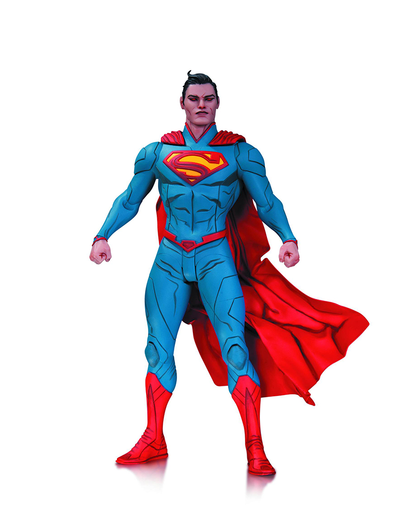 Designer Series Superman Action Figure by Jae Lee