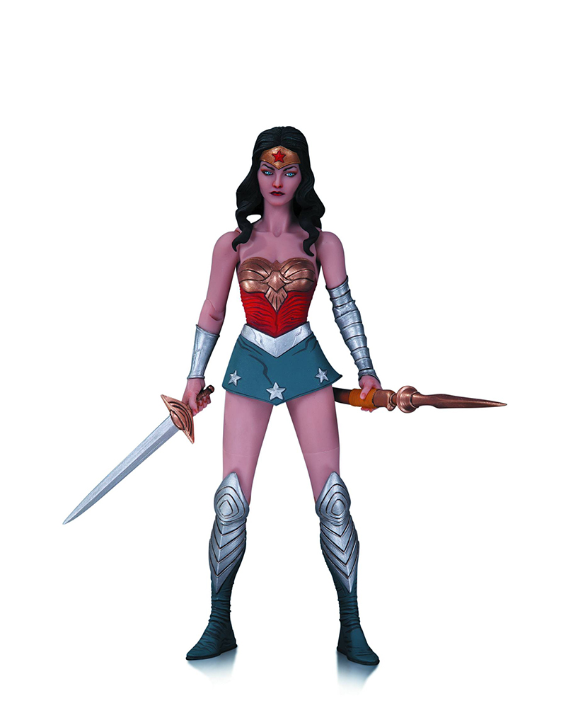 Designer Series Wonder Woman Action Figure by Jae Lee