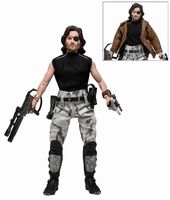 Escape from New York Retro Snake Plisskin Figure