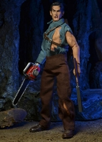 Evil Dead 2 Retro Hero Ash Figure