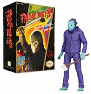 Friday the 13th Jason Video Game Figure (with Theme Music)