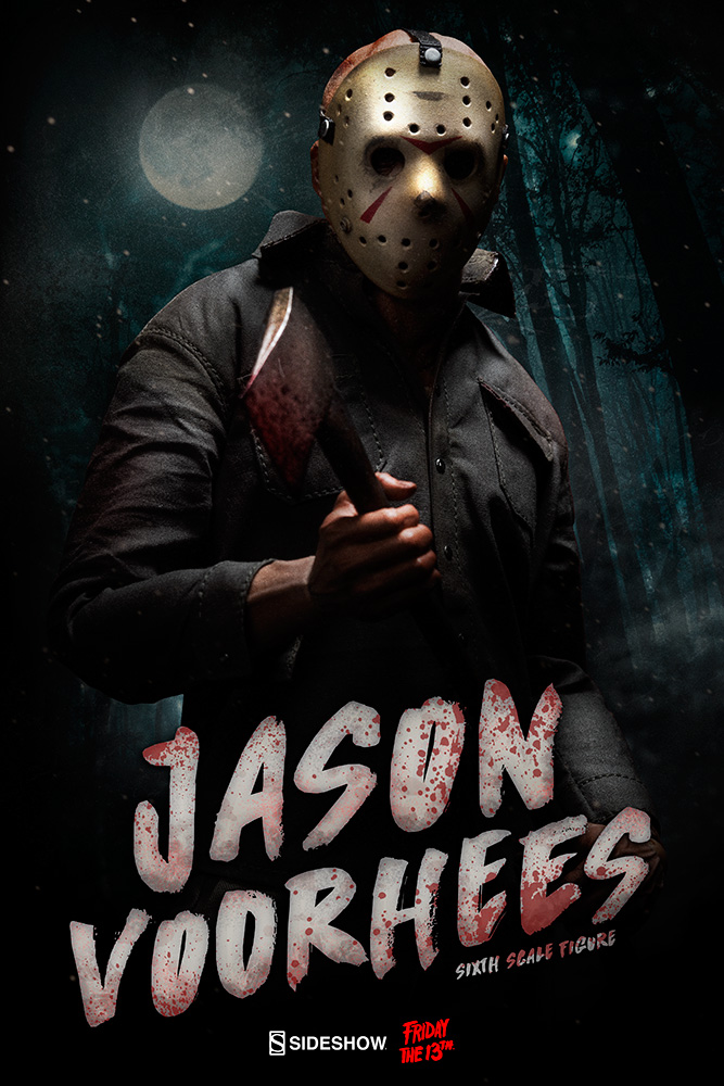 Friday the 13th Part III Jason 1/6 Scale Figure
