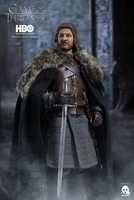 ThreeZero Game of Thrones Eddard Stark 1/6 Scale Figure