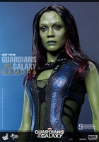 Hot Toys Guardians of the Galaxy Gamora 1/6 Scale Figure