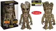 Guardians of the Galaxy Groot Premium Hikari Sofubi Figure