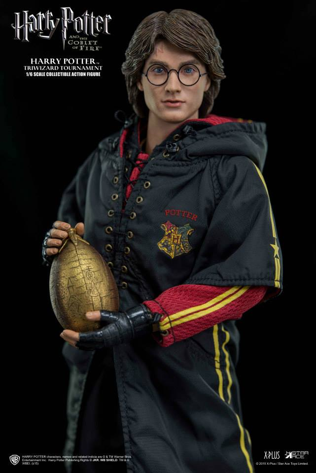 Harry Potter Triwizard Tournament 1/6 Scale Figure