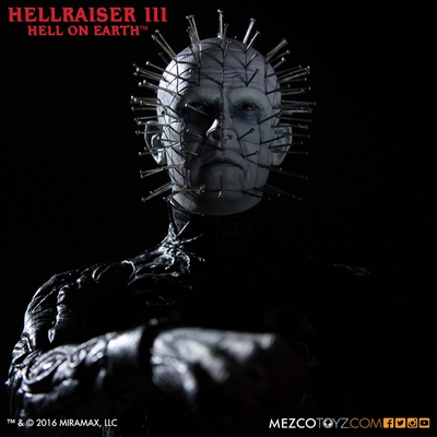 "Hellraiser III Hell on Earth 12"" Pinhead Figure"