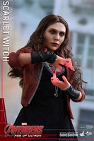 Hot Toys  Avengers: Age of Ultron Scarlet Witch 1/6 Scale Figure