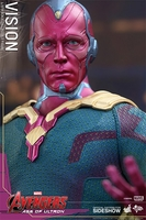 Hot Toys Avengers: Age of Ultron Vision 1/6 Scale Figure