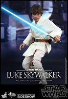 Hot Toys Star Wars Luke Skywalker 1/6 Scale Figure