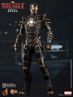 Hot Toys Iron Man Iron Man XLI Bones 1/6 Scale Figure