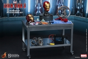 Iron Man Workshop Accessories Sixth Scale Collectible Set
