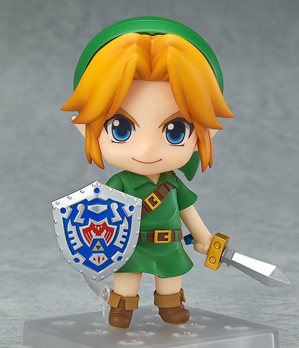 Legend of Zelda Majoras Mask Link Nendoroid Figure